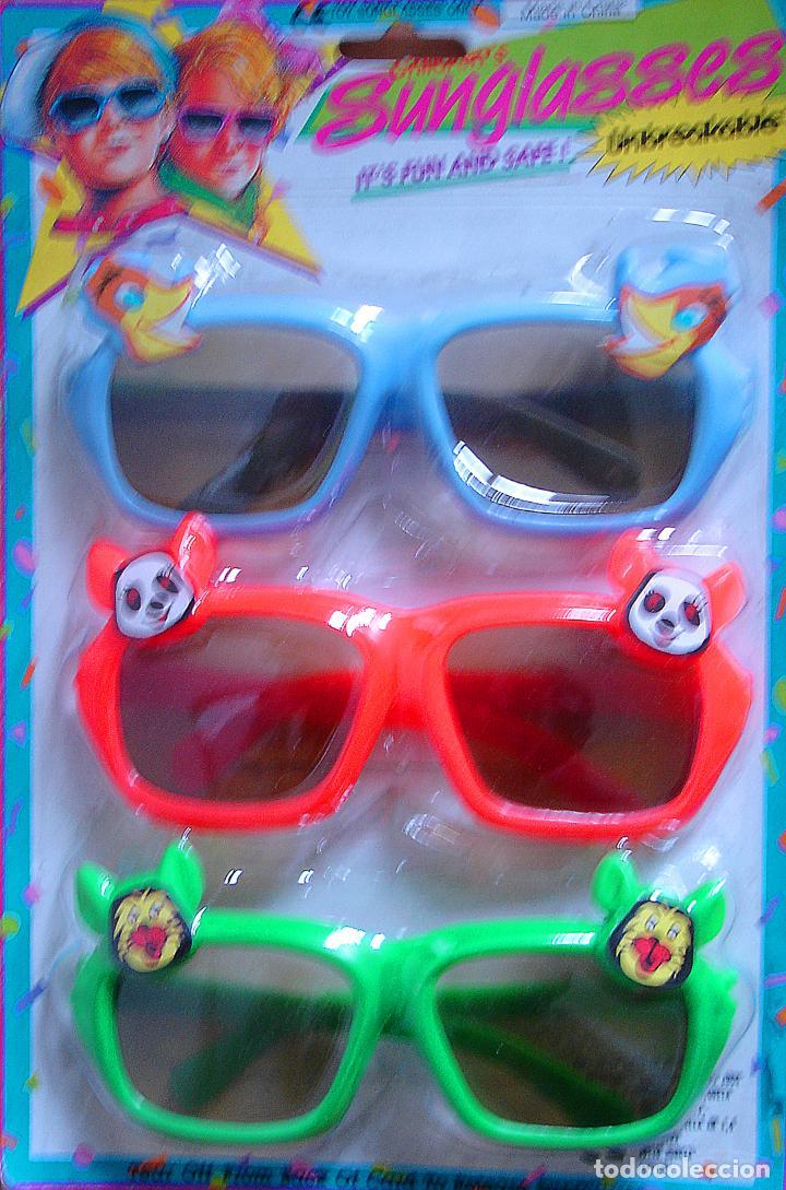 Con Blister Sol De Gafas Para Niños oQxdCrBeW
