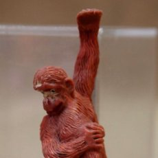 Figuras de Goma y PVC: FIGURA DE PLASTICO, MONO, CHIMPANCE, PECH HERMANOS.. Lote 88409024