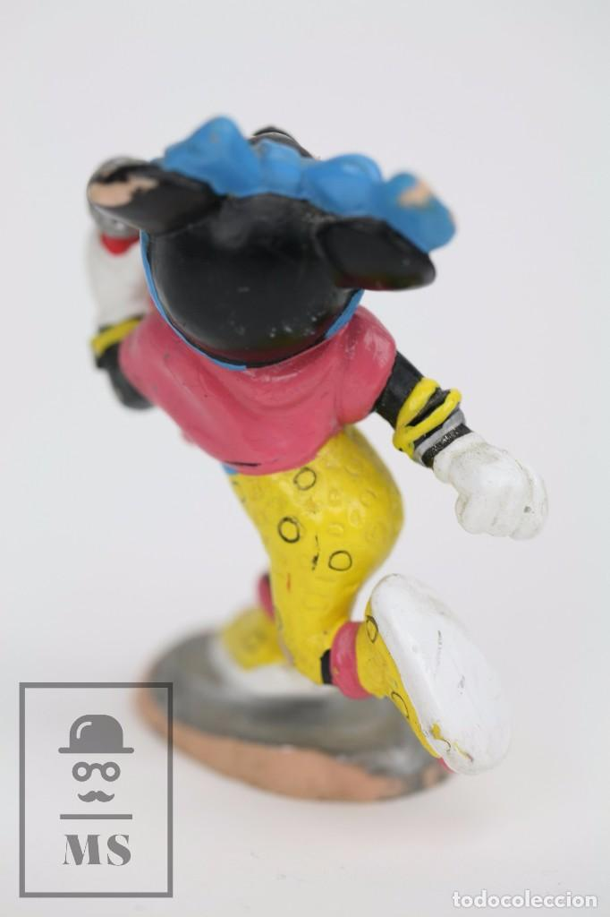 Figuras de Goma y PVC: Figura de Goma - Minnie Mouse con Micrófono - Walt Disney / Bully, 1988 - Foto 4 - 88758632