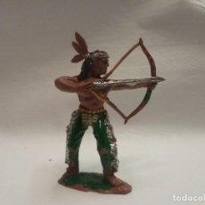 Figuras de Goma y PVC: FIGURA INDIO LAFREDO. Lote 88929812