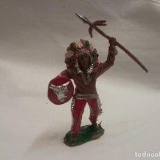 Figuras de Goma y PVC: FIGURA INDIO LAFREDO. Lote 88929892
