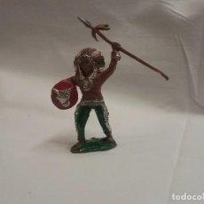 Figuras de Goma y PVC: FIGURA INDIO LAFREDO. Lote 88929932