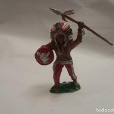 Figuras de Goma y PVC: FIGURA INDIO LAFREDO. Lote 88929956