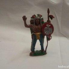 Figuras de Goma y PVC: FIGURA INDIO LAFREDO. Lote 88929996