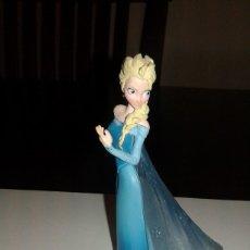 Figuras de Goma y PVC: WALT DISNEY ANNA PERSONAJE DE FROZEN BULLY FIGURA DE PVC. Lote 88931024