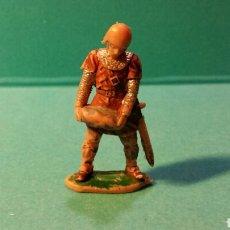 Figuras de Goma y PVC: FIGURA MEDIEVAL REAMSA CRUZADO CORAZÓN DE LEÓN REF 185. Lote 88966036