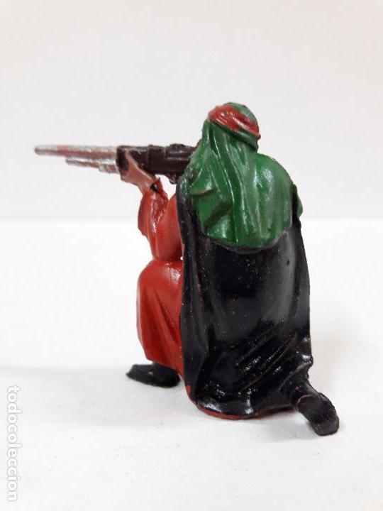 Figuras de Goma y PVC: ARABE BEDUINO FIGURA Nº140 . SERIE LAWRENCE DE ARABIA . REALIZADA POR REAMSA . AÑOS 50 EN GOMA - Foto 4 - 89157048