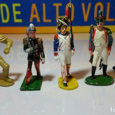 Figuras de Goma y PVC: LOTE CINCO FIGURAS DIFERENTES MARCAS STARLUX-JIM ...(L21). Lote 89342152