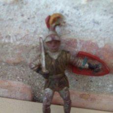 Figuras de Goma y PVC: CABALLERO MEDIEVAL N°118 REAMSA. Lote 89355446