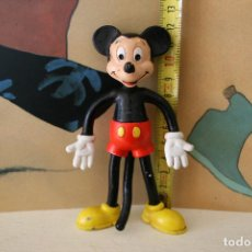 Figuras de Goma y PVC: MICKEY MOUSE 1985 WALT DISNEY BULLY GERMANY PVC. Lote 89371480