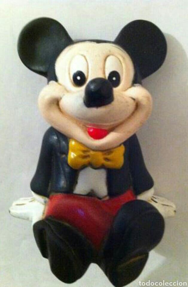 Figuras de Goma y PVC: MICKEY MOUSE VINTAGE. DE COLECCIÓN - Foto 3 - 89453170