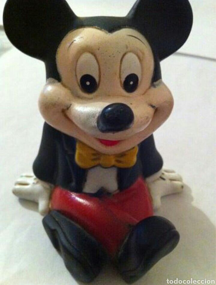 Figuras de Goma y PVC: MICKEY MOUSE VINTAGE. DE COLECCIÓN - Foto 4 - 89453170