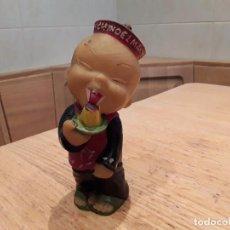 Figuras de Goma y PVC: MUÑECO FLAN CHINO MANDARIN , ORIGINAL, ANTIGUO.. Lote 89492468