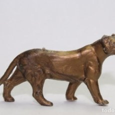 Figuras de Goma y PVC: ANIMALES OMO FRANCIA PANTERA NEGRA O LEONA PEQUEÑO. Lote 89602104