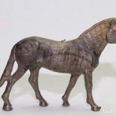 Figuras de Goma y PVC: ANIMALES OMO FRANCIA CEBRA TAMAÑO PEQUEÑO. Lote 89602248