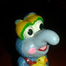Figuras de Goma y PVC: FIGURA RARA PVC DE GONZO MUPPETS BABIES 1985 ( PEQUEÑECOS ). Lote 89661808