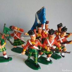 Figuras de Goma y PVC: HIGHLANDERS SOLDADOS NAPOLEONICOS TIMPO 1975 NAPOLEÓNICAS NAPOLEÓNICA NAPOLEÓNICO,ESCALA BRITAINS. Lote 89773871