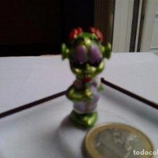 Figuras de Goma y PVC: FIGURA PVC FERRERO 1988: EXTRATERRESTRE COQUETA. ANTIGUO.. Lote 89973700