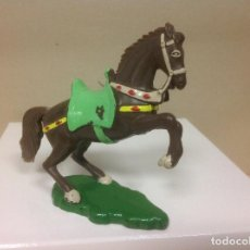 Figuras de Goma y PVC: FIGURA CABALLO STARLUX - FIGURA CABALLO PLASTICO. Lote 90383428