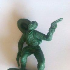 Figuras de Goma y PVC: FIGURA VAQUERO PLÁSTICO 65MM COMANSI. Lote 90733710