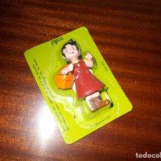 Figuras de Goma y PVC: FIGURA DE PVC HEIDI EN SU PROPIO BLISTER. Lote 90823635