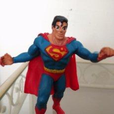 Figuras de Goma y PVC: FIGURA SUPERMAN COMICS SPAIN 1988. Lote 90892340
