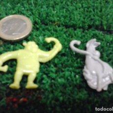 Figuras de Goma y PVC: 6 FIGURAS SHREK, DWALLC: MPG ST285 Y ST283. ANTIGUAS. LOTE F-19. Lote 90950315
