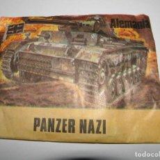 Figuras de Goma y PVC: SOBRE SORPRESA PANZER NAZI. Lote 90985180