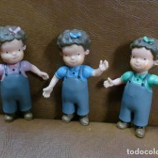 Figuras de Goma y PVC: MUÑECA/FIGURA.- LAS TRILLIZAS .-MIDEN 7,50 ALTO APRÓX.. Lote 91065070