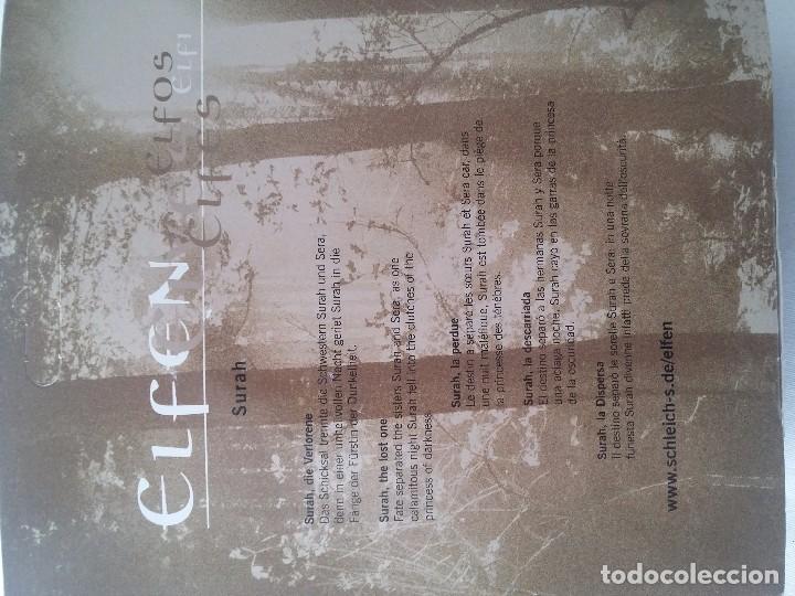 Figuras de Goma y PVC: Elfen de schleich - Foto 3 - 91601235