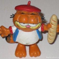 Figuras de Goma y PVC: FIGURA PERSONAJE GARFIELD. Lote 91673180