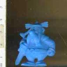Figuras de Goma y PVC: DUNKIN FIGURA SERIE ASTERIX . UDERZO 80. Lote 91833610