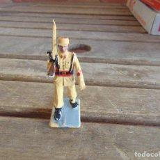 Figuras de Borracha e PVC: SOLDADOS DEL DESFILE DE REAMSA GOMARSA SOLDIS PERDIDAS DE DECORACION REGULARES. Lote 91835455