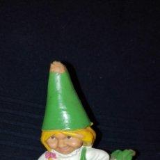Figuras de Goma y PVC: FIGURA LISA PVC DAVID EL GNOMO BRB. Lote 91841183