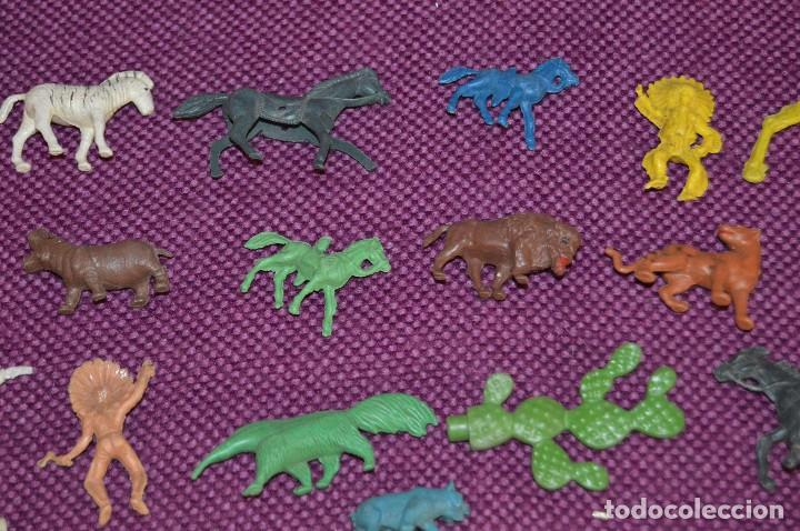 Figuras de Goma y PVC: GRAN LOTE DE FIGURAS DE GOMA / PVC - VARIADAS - REAMSA / JECSAN / PECH / OTRAS - MIRA LAS FOTOS - Foto 3 - 92012755