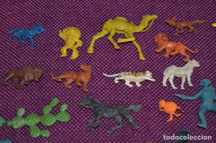 Figuras de Goma y PVC: GRAN LOTE DE FIGURAS DE GOMA / PVC - VARIADAS - REAMSA / JECSAN / PECH / OTRAS - MIRA LAS FOTOS - Foto 4 - 92012755