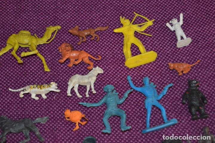 Figuras de Goma y PVC: GRAN LOTE DE FIGURAS DE GOMA / PVC - VARIADAS - REAMSA / JECSAN / PECH / OTRAS - MIRA LAS FOTOS - Foto 5 - 92012755
