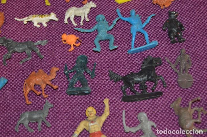 Figuras de Goma y PVC: GRAN LOTE DE FIGURAS DE GOMA / PVC - VARIADAS - REAMSA / JECSAN / PECH / OTRAS - MIRA LAS FOTOS - Foto 6 - 92012755