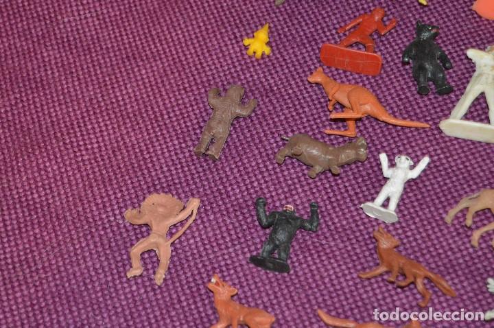 Figuras de Goma y PVC: GRAN LOTE DE FIGURAS DE GOMA / PVC - VARIADAS - REAMSA / JECSAN / PECH / OTRAS - MIRA LAS FOTOS - Foto 10 - 92012755