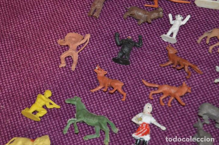 Figuras de Goma y PVC: GRAN LOTE DE FIGURAS DE GOMA / PVC - VARIADAS - REAMSA / JECSAN / PECH / OTRAS - MIRA LAS FOTOS - Foto 11 - 92012755