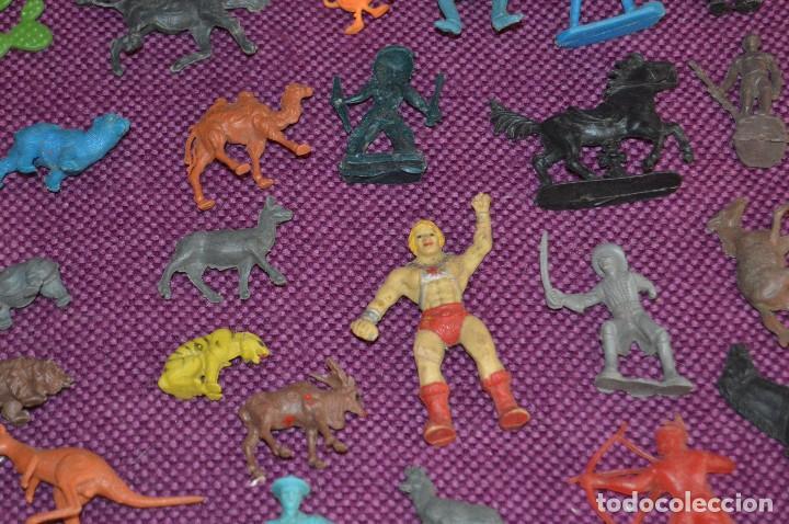 Figuras de Goma y PVC: GRAN LOTE DE FIGURAS DE GOMA / PVC - VARIADAS - REAMSA / JECSAN / PECH / OTRAS - MIRA LAS FOTOS - Foto 14 - 92012755