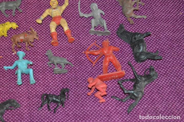 Figuras de Goma y PVC: GRAN LOTE DE FIGURAS DE GOMA / PVC - VARIADAS - REAMSA / JECSAN / PECH / OTRAS - MIRA LAS FOTOS - Foto 16 - 92012755