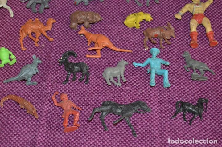 Figuras de Goma y PVC: GRAN LOTE DE FIGURAS DE GOMA / PVC - VARIADAS - REAMSA / JECSAN / PECH / OTRAS - MIRA LAS FOTOS - Foto 17 - 92012755