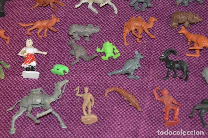 Figuras de Goma y PVC: GRAN LOTE DE FIGURAS DE GOMA / PVC - VARIADAS - REAMSA / JECSAN / PECH / OTRAS - MIRA LAS FOTOS - Foto 18 - 92012755
