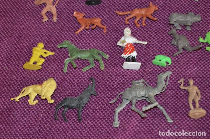 Figuras de Goma y PVC: GRAN LOTE DE FIGURAS DE GOMA / PVC - VARIADAS - REAMSA / JECSAN / PECH / OTRAS - MIRA LAS FOTOS - Foto 19 - 92012755