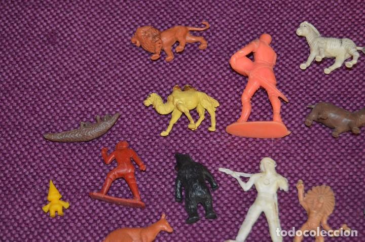 Figuras de Goma y PVC: GRAN LOTE DE FIGURAS DE GOMA / PVC - VARIADAS - REAMSA / JECSAN / PECH / OTRAS - MIRA LAS FOTOS - Foto 20 - 92012755