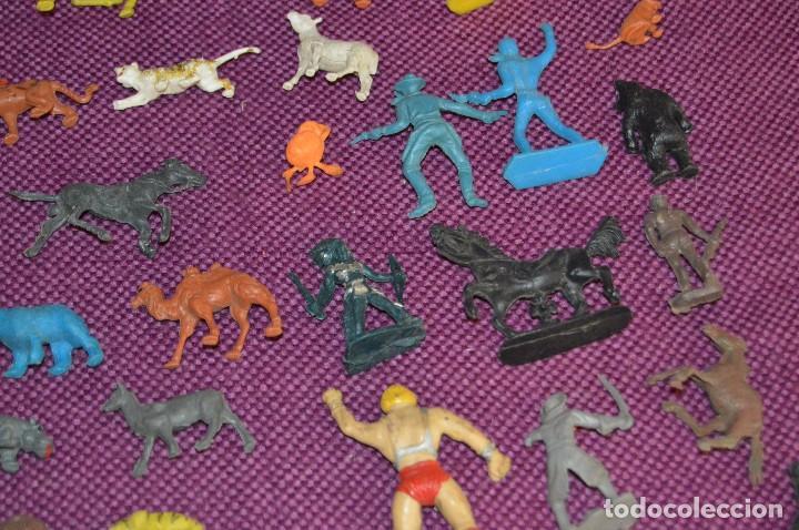 Figuras de Goma y PVC: GRAN LOTE DE FIGURAS DE GOMA / PVC - VARIADAS - REAMSA / JECSAN / PECH / OTRAS - MIRA LAS FOTOS - Foto 24 - 92012755