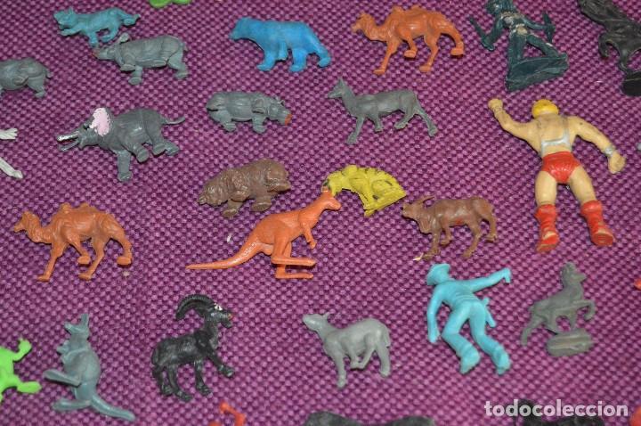 Figuras de Goma y PVC: GRAN LOTE DE FIGURAS DE GOMA / PVC - VARIADAS - REAMSA / JECSAN / PECH / OTRAS - MIRA LAS FOTOS - Foto 30 - 92012755