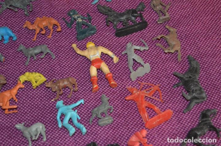 Figuras de Goma y PVC: GRAN LOTE DE FIGURAS DE GOMA / PVC - VARIADAS - REAMSA / JECSAN / PECH / OTRAS - MIRA LAS FOTOS - Foto 31 - 92012755