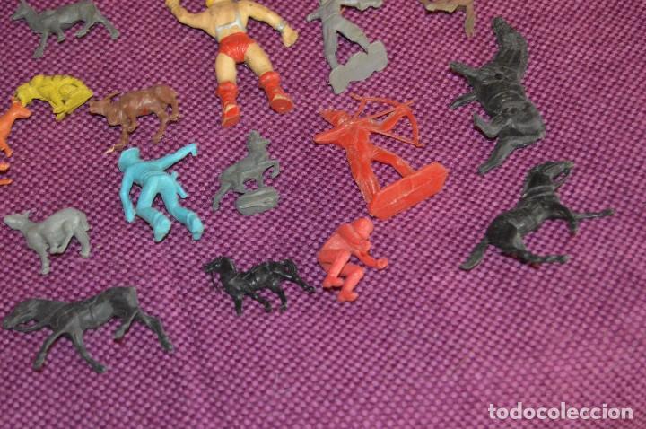Figuras de Goma y PVC: GRAN LOTE DE FIGURAS DE GOMA / PVC - VARIADAS - REAMSA / JECSAN / PECH / OTRAS - MIRA LAS FOTOS - Foto 32 - 92012755